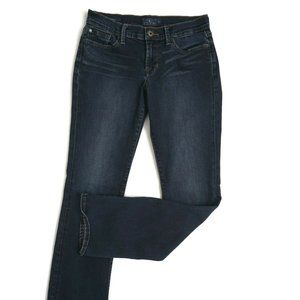 Lucky Brand Womens Jeans Sweet Boot Blue Stretch